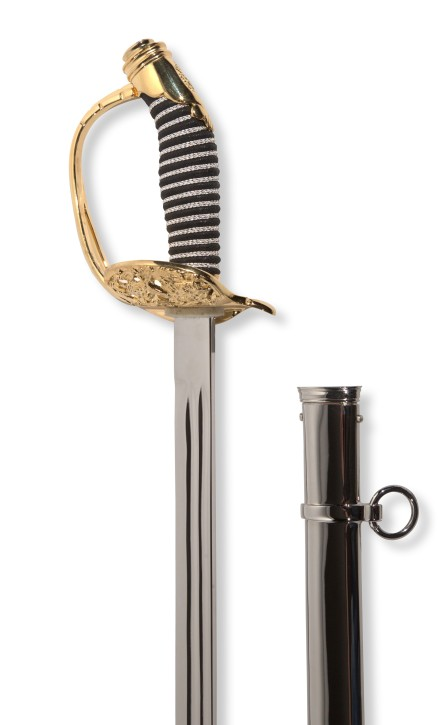 Wuerttemberg Infantry Officer Sword (IOD) with scabbard